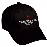 Christian Hats - Illegal Cap